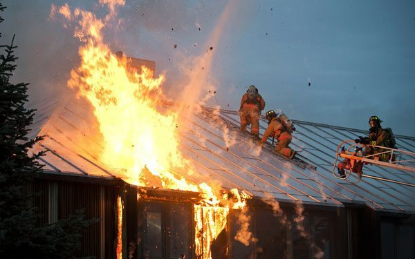 damage restoration fire clean up central michigan